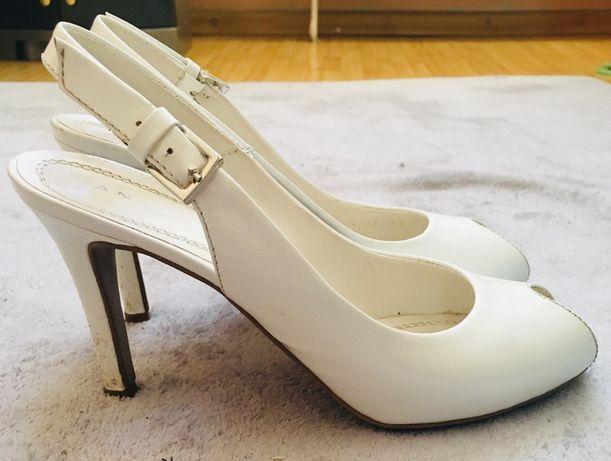 Pantofi mireasa Anna Cori marimea 36