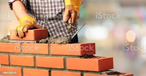 Услуга каменщика