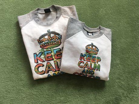Сет блузки мама и дете