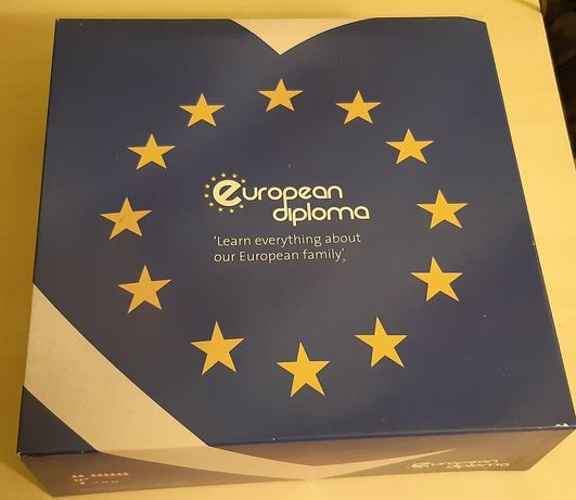 Семейна игра Европейски съюз