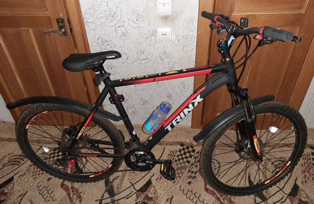 Новый Горный велосипед Trinx M600, рама 21, колёса 26