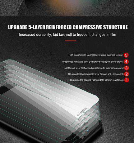 Folie sticla 2.5D Iphone SE 2020