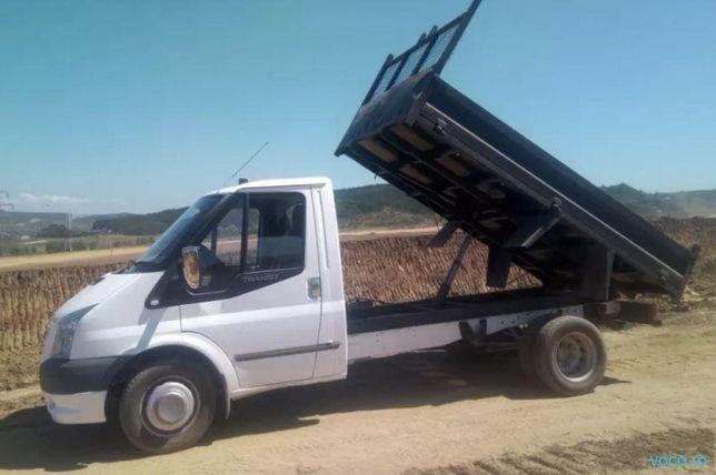 Transport Moloz Deseuri Cu Personal