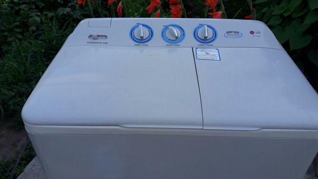 Стиральная машинка полуавтомат на 4 кг