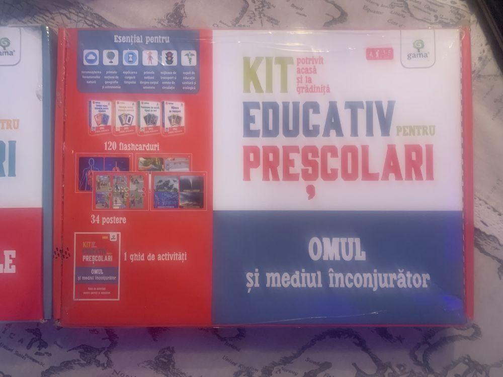 Edukit - Kit de invatare pentru pentru prescolari