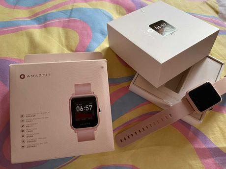 Продам смарт-часы XIAOMI Amazfit Bip S lite pink
