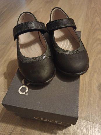 Туфли ECCO кожаные, 26 размер. В отличном состоянии.