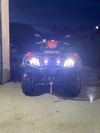 Suzuki Kingquad Axi EPS