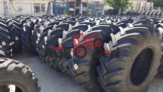 Anvelope tractor noi OZKA 18.4-38 14 pliuri garantie livrare ieftina