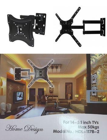 Универсална стойка за телевизор от 14 до 55 инча