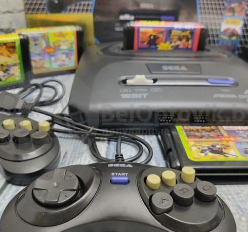 Sega mega drive 2, сега 2 мега