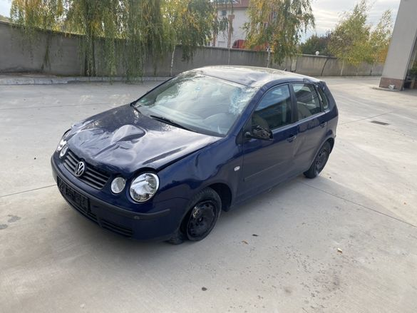 VW Polo 1.2  НА ЧАСТИ
