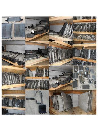 Водни климатични радиатори за парно и интеркулери от Мерцедес