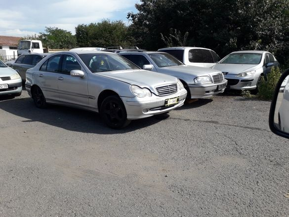 Mercedes C220 CDI на части