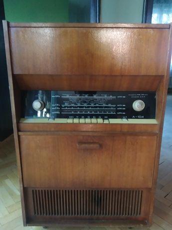 Радио грамофон Респром