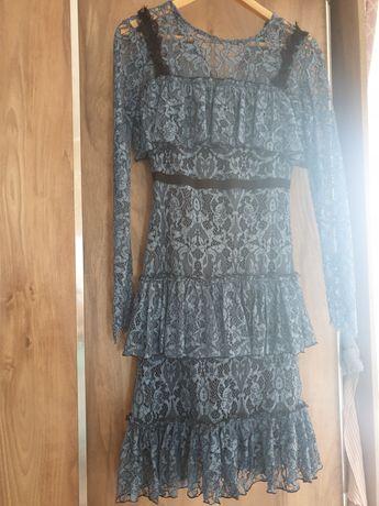 Дамски рокли дантела