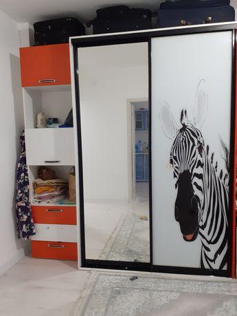 Шкаф-купе зебра срочно продам