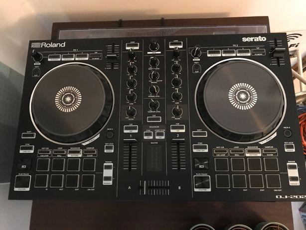 Roland DJ-202 Serato