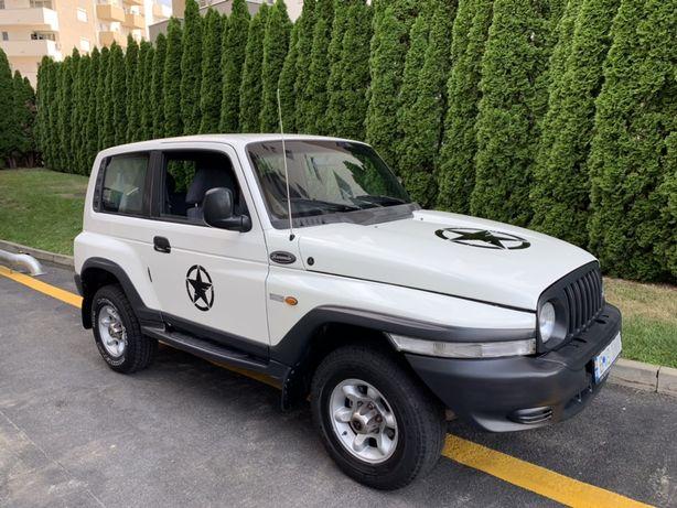 SsangYong Korando 4WD Off Road Propietar
