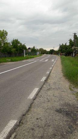 Teren intravilan Gheboieni Dâmbovița