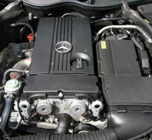 Привозной двигатель на Mercedes M271 1.8 компрессор