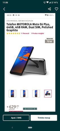 Vând Motorola e6 plus