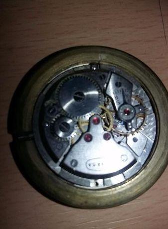 Mecanism ceas vechi original DOXA aur,mecanism functional ceas colecti