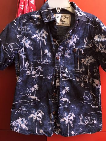 Летни ризи за момче 5-6 год.