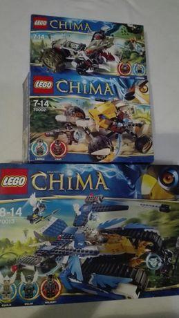 Lego - Серии Star Wars, City, Creator, CHIMA и други