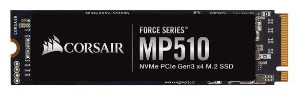 960GB SSD Corsair Force MP510 (1700TBW)