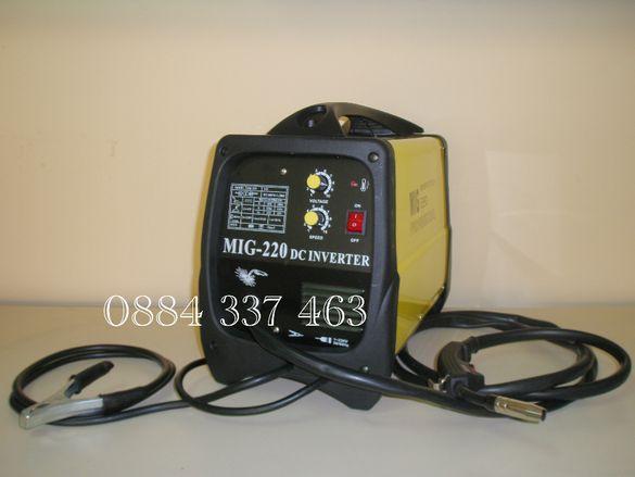 Инверторно телоподаващо 403 CO2/MIG 220 A