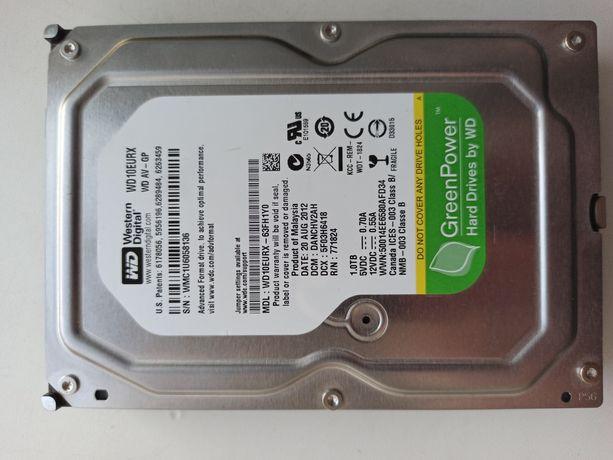 Продам жесткий диск  1tb