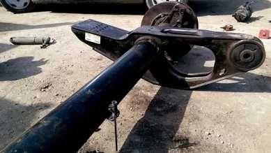 Axe semiremorca bpw saf mercedes ror SMB gigant