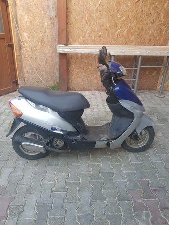 Vand/ schimb cu moto sau auto, scuter 49cc peugeot