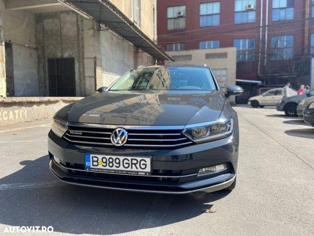 Volkswagen Passat VW Passat B8 4Motion DSG