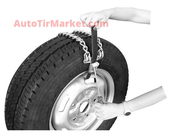 Универсални аварийни вериги/прешлени за камиони.