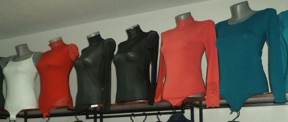 Нови бодита модели, цветове и размери