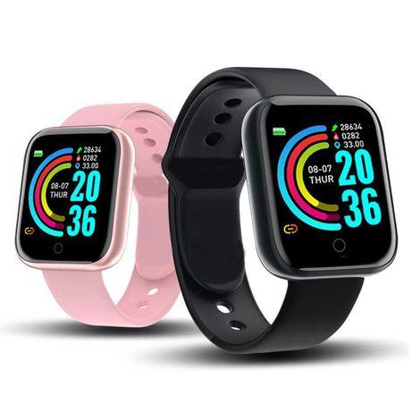Смарт часовник smart watch D20S Водоустройчиво/кръвното налягане/пулса