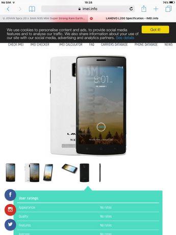 Телефон Landvo L200