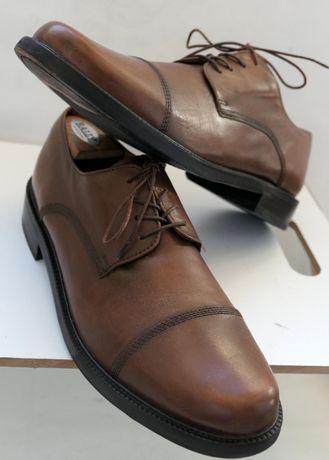 Pantofi oxford Royal Class 43 piele naturala