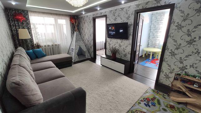 4-комнатная квартира, 61 м², 5/5 этаж. 20-мкр.