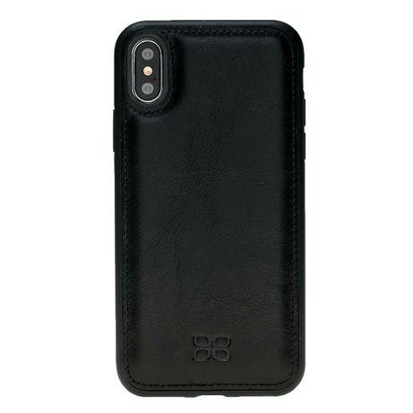 Husa iPHONE XS MAX, slim piele premium Bouletta, back cover, 3 culori