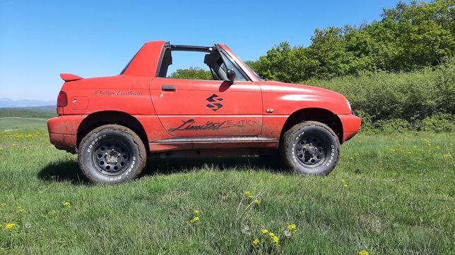 Vând sau schimb Suzuki  x90 ediție limitată