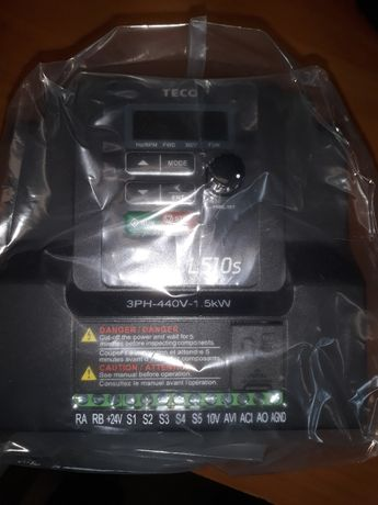 Честотен регулатор,инвертор TECO 1,5КВ/400V