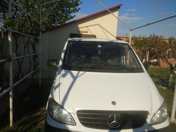 Targer Mercedes vito (viano) radiatoare