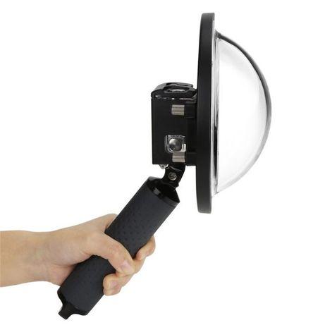 Dome port устройство за снимане във вода за gopro hero 5/6/7 black
