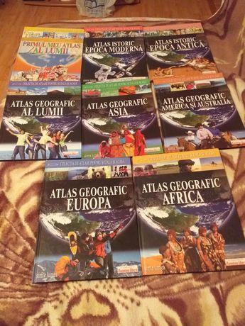 Atlas de Istorie și Geografie