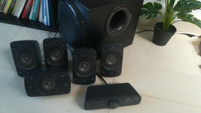 Sistem audio 5.1 Logitech z906