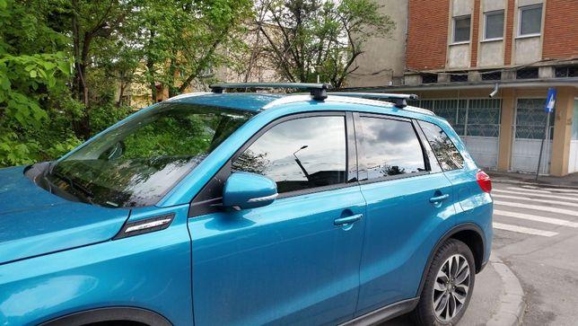 Bare Portbagaj Aluminiu Suzuki Vitara SX4 Jimny / Bare transversale