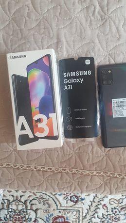 Срочно продаю Samsung a31 в хорошем состоянии